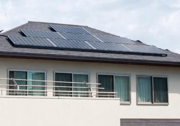住宅用太陽光発電システム累積設置棟数10,000棟