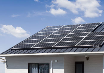 住宅用太陽光発電システム累積設置棟数20,000棟
