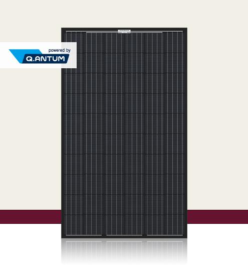 太陽光発電パネル Q.PEAK BLK-G4.1